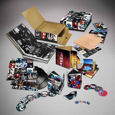 U2: Achtung Baby Uber Box Set Pre-Order £275 @ universal music