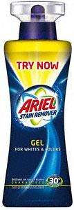 Ariel Stain Remover Blue Gel (1 Litre) - £2.29 In-store @ Co-operative