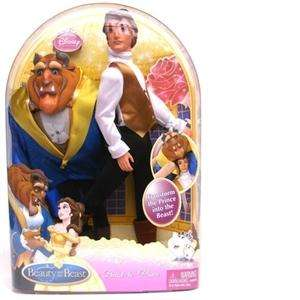 Beat to Prince beauty & the beast doll £7.99 @ HomeBargains