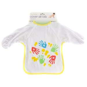 Cover-All Bib with Sleeves - only £1 in Poundland