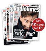 12 Issues of Radio Times For £1 @ BBC Subscriptions