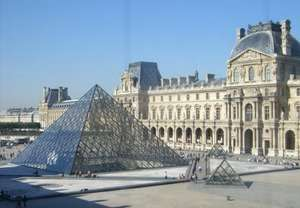 Free Entry to the Louvre for Under 26's