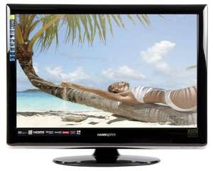 "Hannspree SJ28DMBB 28"" LCD TV **Full HD** 1080p Freeview, HDMI x 3  Black 2 Year Warranty - £179.99 Delivered @ Ebuyer"