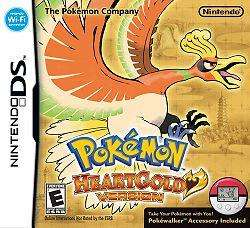 Pokemon HeartGold £17.49/SoulSilver £18.99 @ Argos Instore (Reserve and Collect) and Online