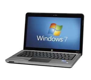 "HP Pavilion dm4-1101ea (refurb, 1yr warranty), 14"", 2.4GHz Core i5-450M, 4GB RAM, 320GB HDD £359.99 @ Dixons"