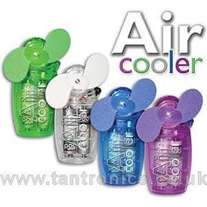 Hand Held Battery Opperated Fans 99p Each or 2 for £1.50 @ B&M Bargains