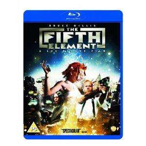 The Fifth Element (Blu-ray) (Remastered) - £8.99 Delivered @ Amazon & HMV