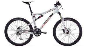CANNONDALE RZ ONE TWENTY 4 £1069.95 @ Pauls Cycles