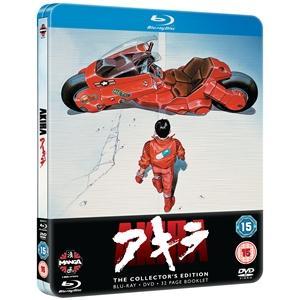 Akira - Blu Ray+DVD Steelbook £9.99 @ Play
