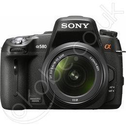 Sony Alpha A580 DSLR - 3d Panomaric Shot £522.47 @ okobe
