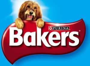Free pack of Bakers dog treats @ Bakers Complete