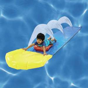 Wilko Play Mega Splash Slip 'n' Slide £2.49 @ Wilkinson