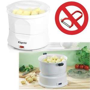 Automatic Potato Peeler & Salad Spinner  £17.99  plus £2.99 delivery @ Dealtastic