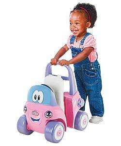 Little Tikes My First Cozy Coupe Push-Along and Ride-On £14.99 @ Argos