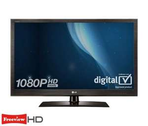 LG 32LV355T, Full HD 1080p, Freeview HD, Backlit LED for £349.95 @ RicherSounds
