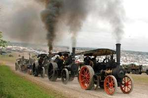 Entry to the Great Dorset Steam Fair: Family Day Ticket (£19) or Evening Tickets For Two Adults (£6.50) Up to 59% Off