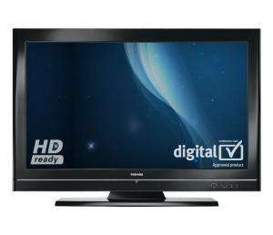 TOSHIBA 22DV501 22 inch LCD TV with DVD Player HD Ready Freeview £149.99 @ RicherSounds