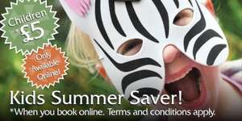 Edinburgh Zoo, Less than half price for kids £5