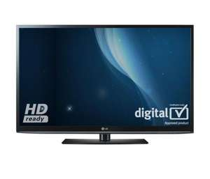 LG 50PJ350 50 inch Plasma TV HD Ready Freeview £399.95 @ RicherSounds