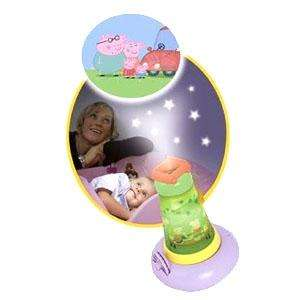 Peppa Pig Go Glow Story Projector only £10.99 @ Home Bargains