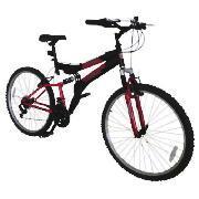 """Solar Stealth 26"""" Mens' Mountain Bike @ Tesco - Online & Instore"""