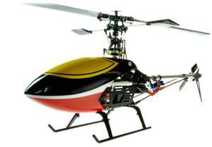 CopterX Black Angel Pro RC Helicopter ( 20% off with discount code) at Nitrotek