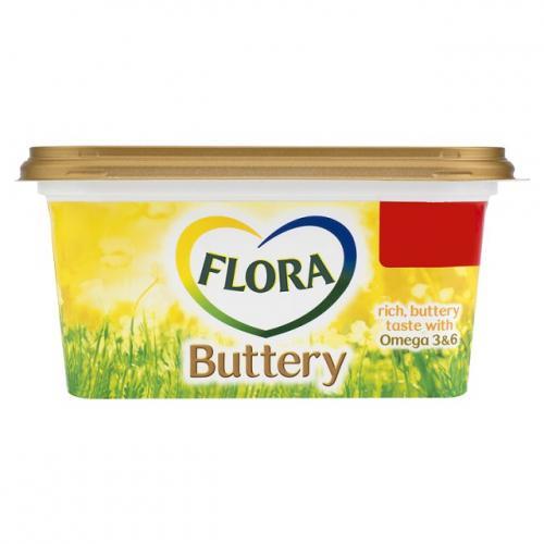 1kg Flora Buttery £2 @ ASDA
