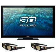 """Panasonic TX-P65VT30 65"""" Full HD 3D 2x Glasses 600Hz Freeview & Freesat HD Grade A Manufactures 1Yr @ HyperFi £3079.99 delivered."""