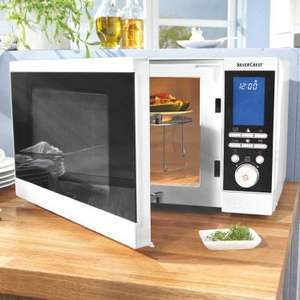 20L Microwave with Grill function £39.99 @ Lidl From Thursday 25th August