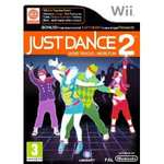 Just Dance 2 wii game £13.99 free delivery with Amazon.co.uk