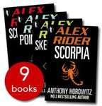 The Complete Alex Rider Collection £8.99 from The Book People