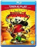 Kung Fu Panda 2 - Triple Play (Blu-ray + DVD + Digital Copy) £12.00 blockbuster