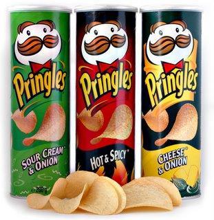 Pringles 3 tubes for £2 @ B&M Bargains
