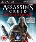 Assassin's Creed: Revelations PS3 £25.15 @ The Hut