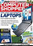 3 Issues of Computer Shopper Magazine DVD Edition + 1 GB USB Drive for £1
