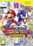 Mario and Sonic At The London 2012 Olympics Wii - HMV Instore £19.99