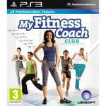 My Fitness Coach (PS3 / Move) £5.99 Online £6/£10 Instore @ HMV