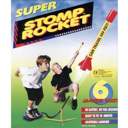 Super Stomp Rocket (presents for men) £5.95 + £4.99 Delivery @ PFM