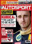 Copy of Autosport for price of an 0845 call