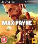 Max Payne 3 £24.87 at Tesco using code (PS3 and 360) (And a bit of leg work)