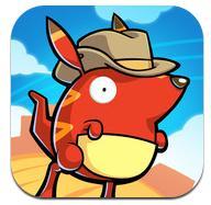 Roo Roo Run iOS Game - Free @ Apple/iTunes App Store