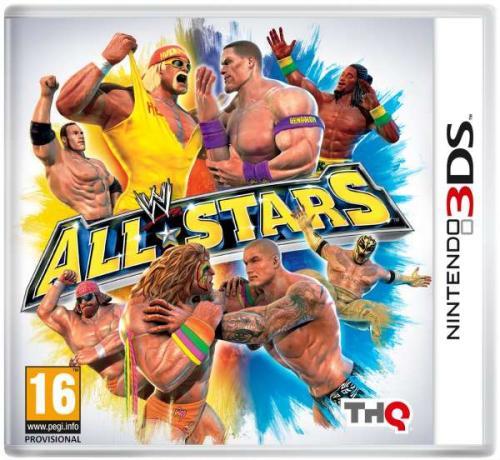 WWE All Stars Nintendo 3DS - ONLY £7.99 @ ZAVVI