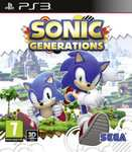 Sonic Generations (XBOX360/PS3) - ONLY £9.95 each @ ZAVVI & THEHUT