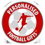Personalised football dressing room photo £14.99 or 25% off all other personalised footie gifts!!