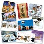 RSPCA christmas cards good prices and money goes straight to them, bumper  pack of 30 cards £4.99
