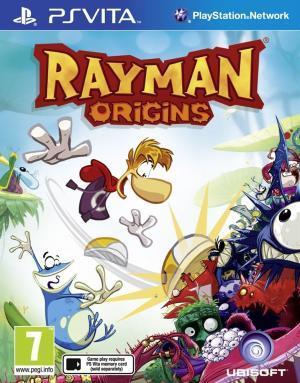 Rayman Origins ps vita £12.99 psn