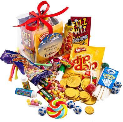 1/2 Kilo Retro sweet Cube £6.97 + £2.16 P&P @ A Quarter of