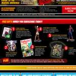 Marvel fact files £2.99 - get gifts worth over £70 (EaglemossCollections)