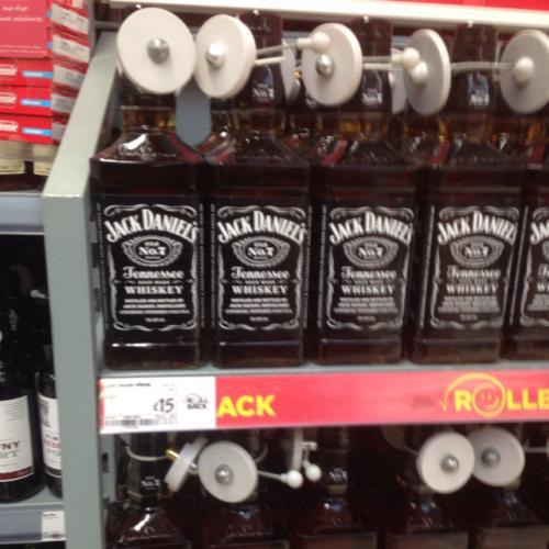 Jack daniel 70cl £ 15@ asda store
