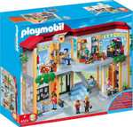 Playmobil Damaged Box Sale-Half Price eg.Furnished School £75-phone orders only 01268 490184 -Postage £6